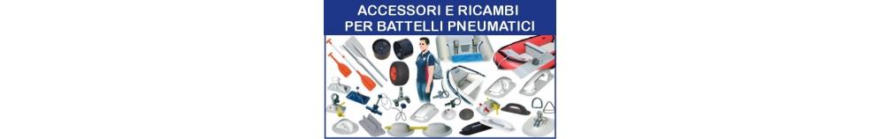 Accessori e Ricambi per Battelli Pneumatici