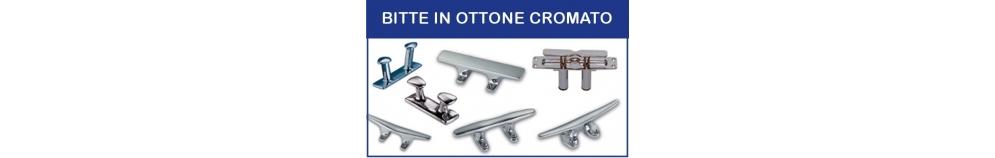 Bitte in Ottone Cromato
