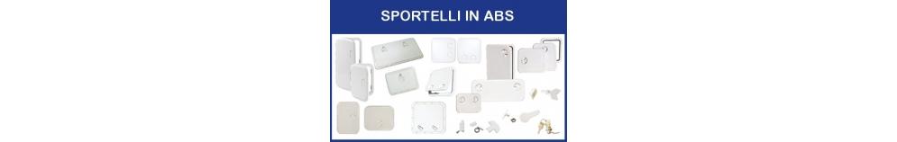Sportelli in ABS