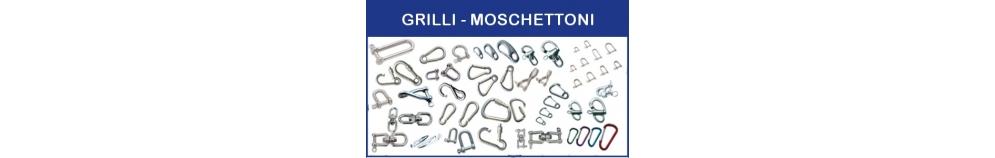 Grilli - Moschettone