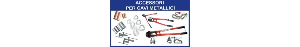 Accessori per Cavi Metallici