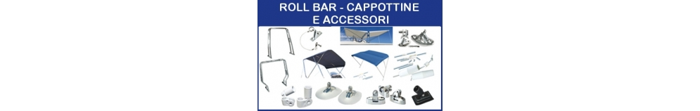 Roll Bar - Cappottine e Accessori