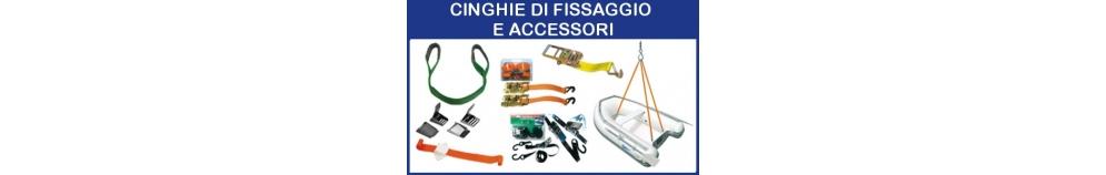 Cinghie di Fissaggio e Accessori