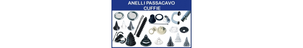 Anelli Passacavo - Cuffie