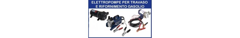 Elettropompe per Travaso e Rifornimento Gasolio