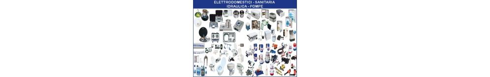 Elettrodomestici - Sanitaria - Idraulica - Pompe