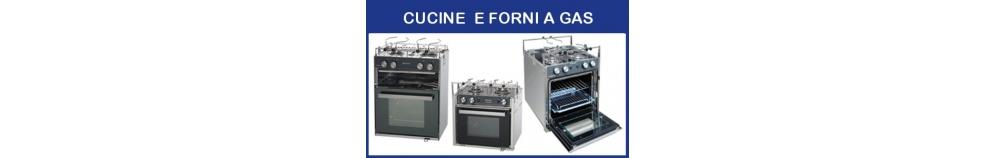 Cucine e Forni a Gas