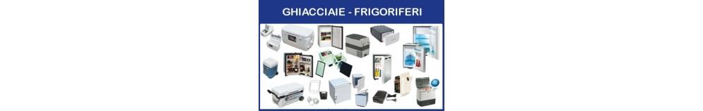 Ghiacciaie - Frigoriferi