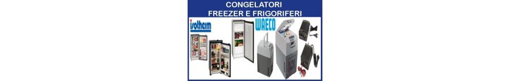 Congelatori Freezers e Frigoriferi