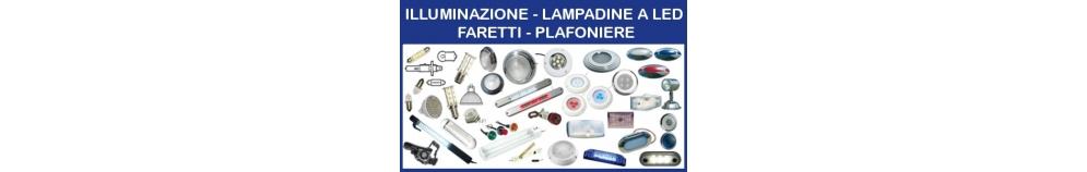 Illuminazione - Lampadine LED - Faretti - Plafoniere