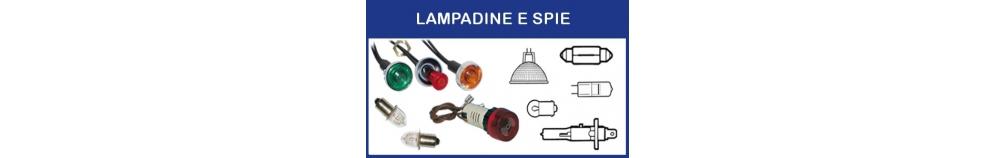 Lampadine e Spie