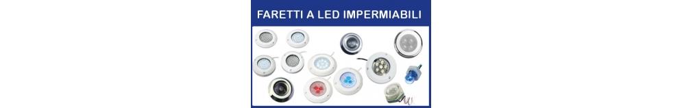 Faretti a LED Impermeabili