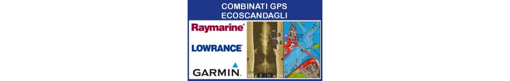 Combinati GPS - Ecoscandagli