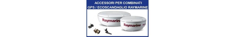 Accessori per Combinati GPS/Ecoscandaglio RAYMARINE