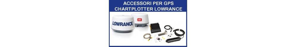 Accessori per GPS-Chartplotter LOWRANCE