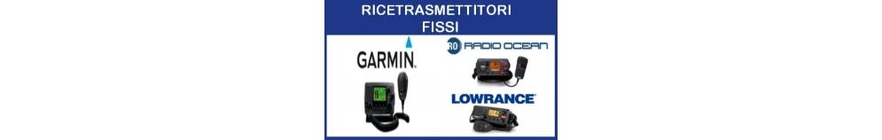 Ricetrasmettitori VHF Fissi
