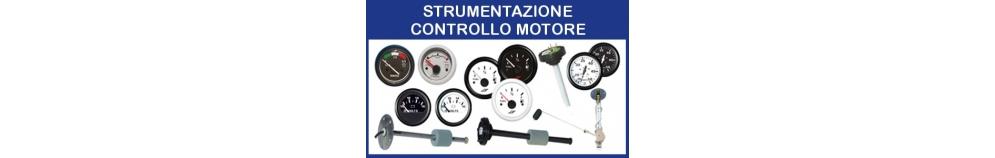 Strumentazione Controllo Motore