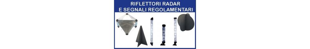 Riflettori Radar e Segnali Regolamentari
