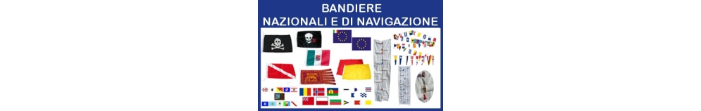 Bandiere Nazionali e di Navigazione