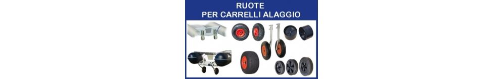 Ruote per Carrelli Alaggio