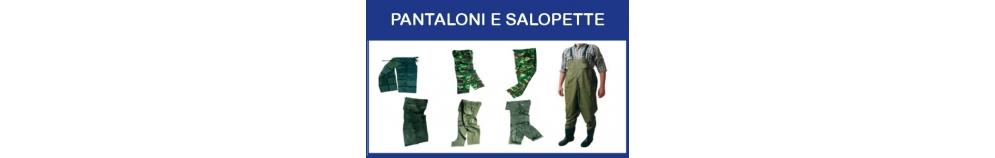 Pantaloni e Salopette