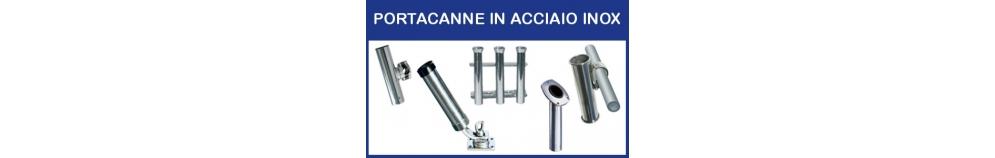 Portacanne in ACCIAIO INOX
