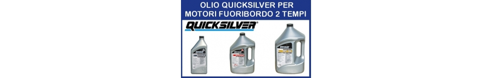 Olio QUICKSILVER per Motori Fuoribordo