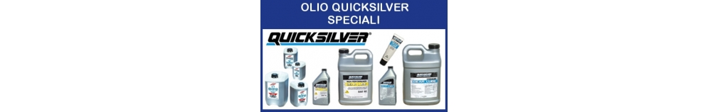 Olio QUICKSILVER Speciali