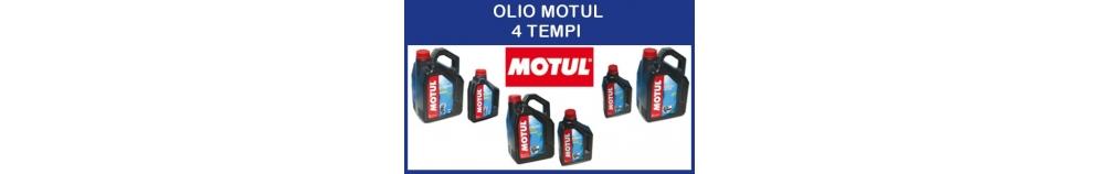 Olio MOTUL 4 Tempi