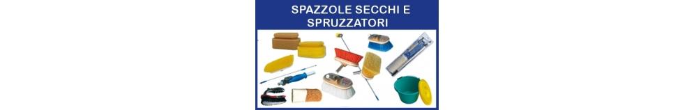 Spazzole - Secchi e Spruzzatori