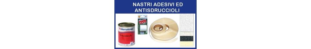 Nastri Adesivi e Antisdruccioli