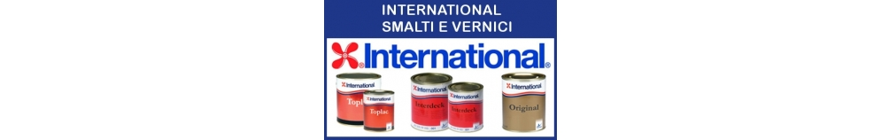 International Smalti e Vernici