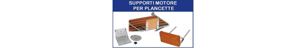 Supporti Motore per Plancette