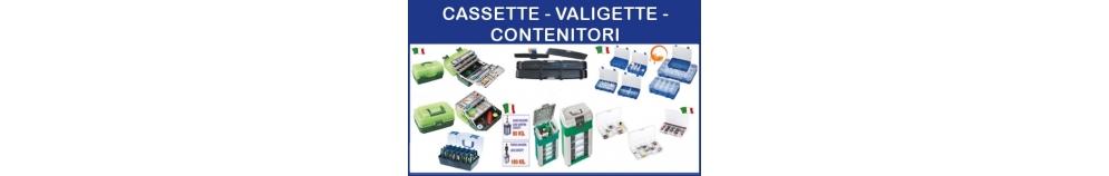 Cassette - Valigette - Contenitori