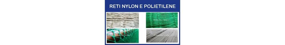 Rete Nylon e Polietilene