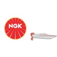Candele NGK per motori fuoribordo MARCA BS