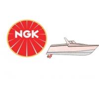 Candele NGK per motori entrofuoribordo