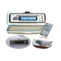 "RADIO DVD/CD/USB/SD ""GME GD9620W"""