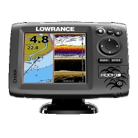 COMBINATO 5 HOOK CHIRP LOWRANCE