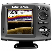 HOOK 5X CHIRP  LOWRANCE