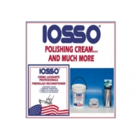 IOSSO FIBERGLASS and METAL POLISHING CREAM