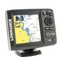 GPS LOWRANCE ELITE-5m HD