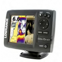 COMBINATO LOWRANCE ELITE 5 HDI