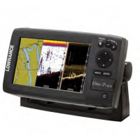COMBINATO LOWRANCE ELITE 7 HDI